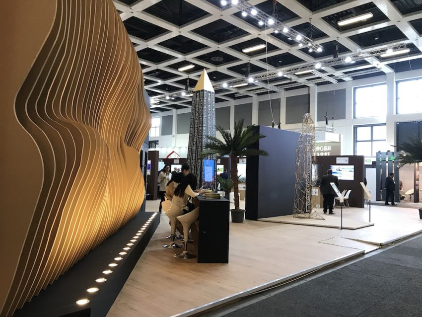Benefits of hiring an exhibition stand